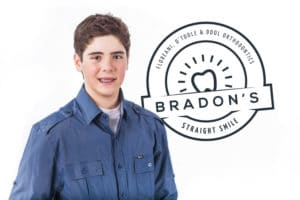 Bradon braces patient at FOD