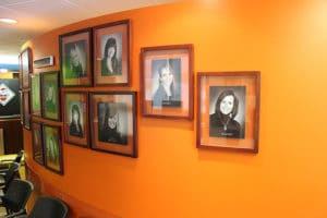 Interior office photo