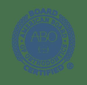 Board Certified American Board of Orthodontics
